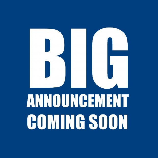 BIG announcement coming soon